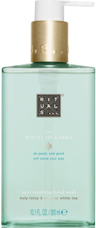 Течен сапун за ръце - Rituals The Ritual of Karma Hand Wash — снимка N1
