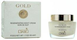 Парфюми, Парфюмерия, козметика Възстановяващ нощен крем - Ga-De Gold Restoring Night Cream