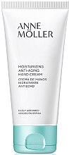 Парфюмерия и Козметика Овлажняващ крем за ръце - Anne Moller Moisturizing Anti Aging Hand Cream