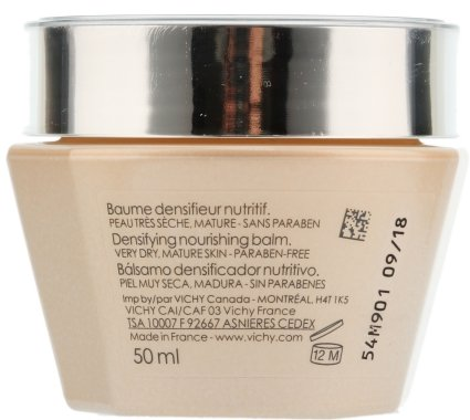 Подхранващ балсам за еластичност на кожата - Vichy Neovadiol Magistral Balsamo Densificante Nutriente — снимка N2