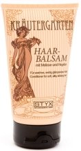 Парфюмерия и Козметика Балсам за коса с маточина - Styx Naturcosmetic Haar Balsam mit Melisse