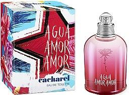 Парфюми, Парфюмерия, козметика Cacharel Agua de Amor Amor - Тоалетна вода