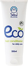 Парфюмерия и Козметика Балсам за всеки тип коса - Seal Cosmetics ECO Conditioner