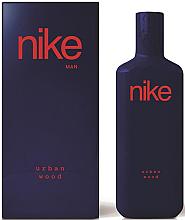 Парфюми, Парфюмерия, козметика Nike Urban Wood Man - Тоалетна вода