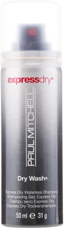 Сух шампоан - Paul Mitchell Express Dry Wash Waterless Shampoo — снимка N1
