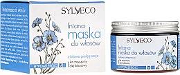 Парфюмерия и Козметика Ленена маска за коса - Sylveco Flaxseed Hair Mask