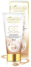 Парфюми, Парфюмерия, козметика Многофункционален коригиращ крем за тяло - Bielenda Creams CC and DD