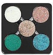 Парфюми, Парфюмерия, козметика Сенки за очи - Makeup Revolution Pro Magnetic Glitter Eyeshadow (пълнител)