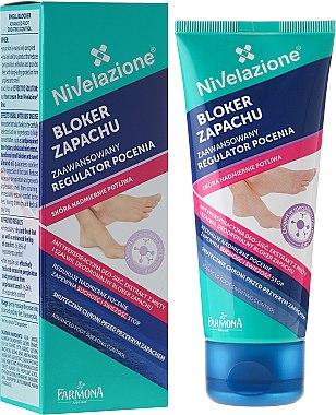 Крем за крака против неприятна миризма - Farmona Nivelazione Smell Blocker Foot Cream