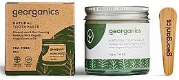 Парфюми, Парфюмерия, козметика Натурална паста за зъби - Georganics Tea Tree Natural Toothpaste
