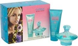 Парфюми, Парфюмерия, козметика Curious Britney Spears - Комплект (edp 100ml + b/s 100ml)