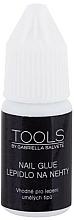Парфюмерия и Козметика Лепило за изкуствени нокти - Gabriella Salvete Tools Nail Glue