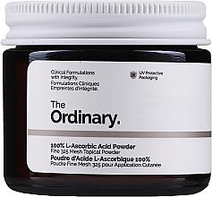 Парфюмерия и Козметика Витамин С на прах - The Ordinary 100% L-Ascorbic Acid Powder