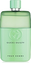 Парфюмерия и Козметика Gucci Guilty Love Edition Pour Homme - Тоалетна вода