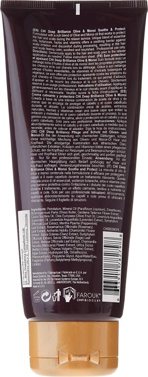 Крем за защита на раздразнения скалп - CHI Deep Brilliance Soothe & Protect — снимка N2