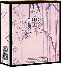 Парфюми, Парфюмерия, козметика Gucci Gucci Bamboo - Комплект (edp/75ml + edp/7.4ml)