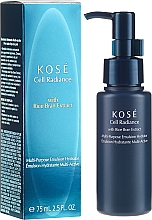 Парфюмерия и Козметика Хидратираща емулсия за лице - Kose Cellular Radiance Multi-Purpose Emulsion Hydrator