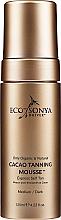Парфюмерия и Козметика Автобронзиращ мус с какао - Eco by Sonya Eco Tan Cacao Tanning Mousse