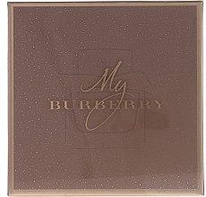 Парфюми, Парфюмерия, козметика Burberry My Burberry - Комплект (edp 50 ml + b/lot 75 ml)