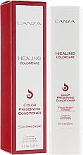 Парфюмерия и Козметика Балсам за защита на цвета на боядисана коса - L'Anza Healing ColorCare Color-Preserving Conditioner