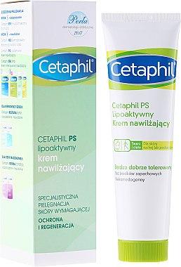 Овлажняващ крем за тяло - Cetaphil Moisturising Cream For Sensitive Or Dry Skin — снимка N1