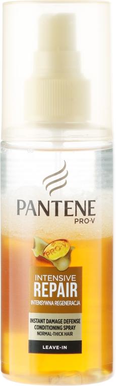"""Спрей """"Интензивно възстановяване и защита"""" с кератин и витамин Е - Pantene Pro-V Repair & Protect Spray"""