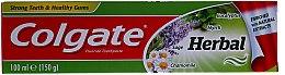 """Парфюми, Парфюмерия, козметика Паста за зъби """"Лечебна билка"""" - Colgate Toothpaste"""