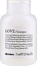 Парфюмерия и Козметика Шампоан за къдрава коса - Davines Love Curl Enhancing Shampoo