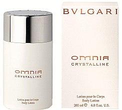 Парфюмерия и Козметика Bvlgari Omnia Crystalline - Лосион за тяло