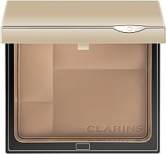 Парфюмерия и Козметика Минерална пудра за лице - Clarins Ever Matte Shine Control Mineral Powder Compact