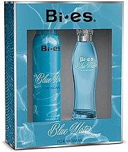 Парфюми, Парфюмерия, козметика Bi-Es Blue Water - Комплект (edp/100ml + deo/150ml)