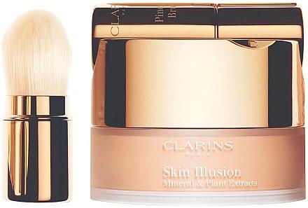 Минерална пудра на прах - Clarins Skin Illusion Loose Powder Foundation — снимка N2