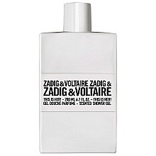 Парфюми, Парфюмерия, козметика Zadig & Voltaire This Is Her - Гел за душ