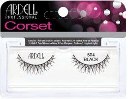 Парфюми, Парфюмерия, козметика Изкуствени мигли - Ardell Corset 504 Black Lashes