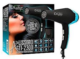 Парфюмерия и Козметика Сешоар за коса - Iditalian Airlissimo GTI 2300 Azul