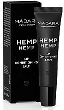 Парфюмерия и Козметика Балсами за устни - Madara Cosmetics Hemp Hemp Lip Balm