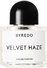 Парфюмерия и Козметика Byredo Velvet Haze - Парфюмна вода (тестер без капачка)