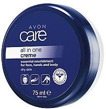 Парфюми, Парфюмерия, козметика Универсален подхранващ крем за лице, ръце и тяло - Avon Care All In One Creame