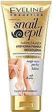 Парфюмерия и Козметика Овлажняваща кремообразна пяна за бръснене - Eveline Cosmetics Snail Epil