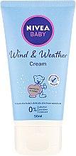 Парфюми, Парфюмерия, козметика Крем за защита от студ и вятър - Nivea Baby Cold Protection Cream