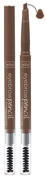 Водоустойчив молив за вежди - Wibo Eyebrow Pencil