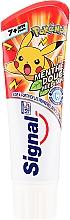 Парфюмерия и Козметика Детска паста за зъби, червена - Signal Junior Pokemon Toothpaste