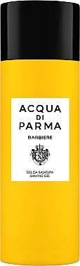 Освежаващ гел за бръснене - Acqua di Parma Barbiere Shaving Gel — снимка N1
