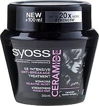 Парфюми, Парфюмерия, козметика Маска за коса - Syoss Ceramide Complex Intensive Anti-Breakage Treatment