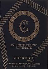 Парфюмерия и Козметика Charriol Infinite Celtic Ultimate - Парфюмна вода (мостра)