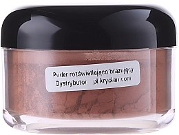 Парфюми, Парфюмерия, козметика Бронзираща пудра за лице - Kryolan Bronzing Powder