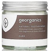 Парфюми, Парфюмерия, козметика Натурален прах за зъби - Georganics Pure Coconut Natural Toothpowder