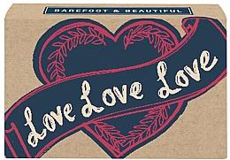 Парфюмерия и Козметика Сапун за ръце - Bath House Love Love Love Citrus Fresh Hand Soap