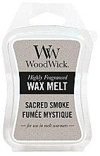 Парфюмерия и Козметика Ароматен восък - WoodWick Wax Melt Sacred Smoke