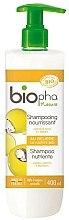 Парфюмерия и Козметика Подхранващ шампоан за коса - Biopha Nature Shampoo Nutriente